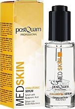Parfüm, Parfüméria, kozmetikum Ránctalanító hiauloronsav szérum - PostQuam Med Skin Hyaluronic Serum