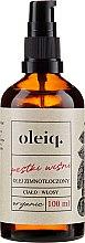 Parfüm, Parfüméria, kozmetikum Meggymag olaj testre és hajra - Oleiq Cherry Hair And Body Oil