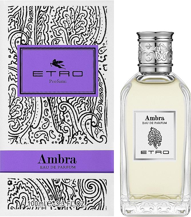 Etro Ambra - Eau De Toilette — fotó N2