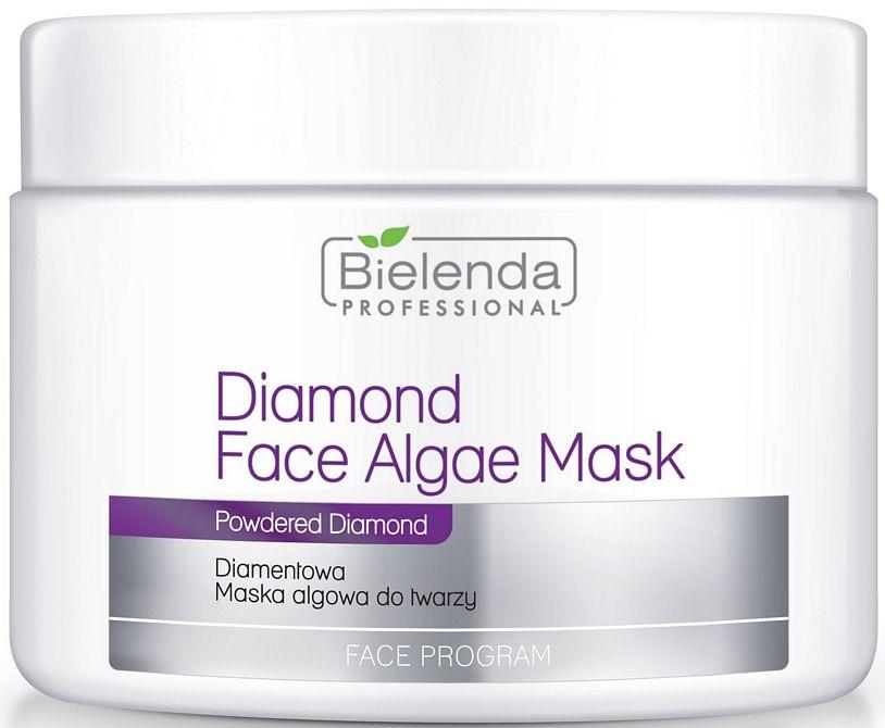Alginát gyémánt arcmaszk - Bielenda Professional Diamond Face Algae Mask