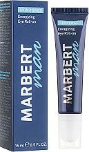 Parfüm, Parfüméria, kozmetikum Szemkörnyékápoló szérum - Marbert Man Skin Power Energizing Eye Roll-on