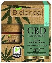 Parfüm, Parfüméria, kozmetikum Hidratáló arckrém - Bielenda CBD Cannabidiol Cream