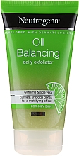 Parfüm, Parfüméria, kozmetikum Mindennapos peeling - Neutrogena Oil Balancing Daily Exfoliator