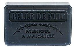 """Parfüm, Parfüméria, kozmetikum Marseillaise szappan """"Gyönyörű éjszaka"""" - Foufour Savonnette Marseillaise Belle de Nuit"""