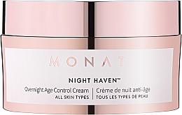 Parfüm, Parfüméria, kozmetikum Éjszakai Age Control krém - Monat Night Haven Overnight Age Control Cream