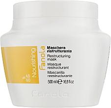 Parfüm, Parfüméria, kozmetikum Újjáépítő maszk száraz hajra - Fanola Nutri Care Restructuring Mask