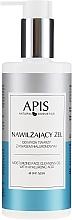 Parfüm, Parfüméria, kozmetikum Hidratáló gél hialuronsavval - APIS Professional Moisturising Cleansing Gel