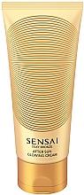 Parfüm, Parfüméria, kozmetikum Csillogó testkrém - Kanebo Sensai Silky Bronze After Sun Glowing Cream