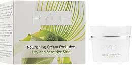 Parfüm, Parfüméria, kozmetikum Tápláló krém száraz és érzékeny bőrre - Ryor Nourishing Cream Exclusive