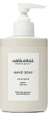 Parfüm, Parfüméria, kozmetikum Szappan - Estelle & Thild Citrus Menthe Citrus Menthe Hand Soap