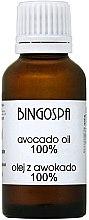 Parfüm, Parfüméria, kozmetikum 100% avokádó olaj - BingoSpa