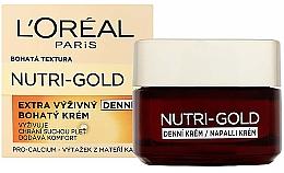 """Nappali bőrápoló - L'Oreal Paris Dermo-Expertise """"Luxus táplálás"""" — fotó N1"""