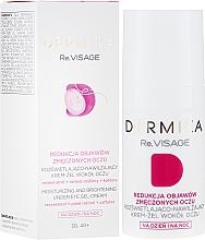 Parfüm, Parfüméria, kozmetikum Hidratáló szemkrém 30+ - Dermika Re.Visage