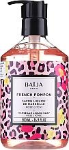 Parfüm, Parfüméria, kozmetikum Marseille folyékony szappan - Baija French Pompon Marseille Liquid Soap