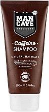 Parfüm, Parfüméria, kozmetikum Sampon koffeinnel - Man Cave Caffeine Shampoo