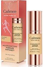 Parfüm, Parfüméria, kozmetikum Matt alapozó - Dax Cashmere Active Make-Up Mattifying Foundation