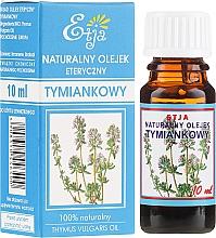 Parfüm, Parfüméria, kozmetikum Természetes kakukkfű illóolaj - Etja Natural Essential Oil