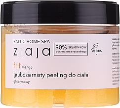 """Parfüm, Parfüméria, kozmetikum Testradír """"Mangó"""" - Ziaja Baltic Home SPA Body Peeling"""