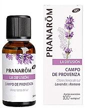 Parfüm, Parfüméria, kozmetikum Natúr illóolaj - Pranarom The Diffusion Field Of Provence Bio