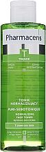 Parfüm, Parfüméria, kozmetikum Hidratáló elixír - Pharmaceris T Puri-Sebotonique Normalizing Toner