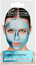 Parfüm, Parfüméria, kozmetikum Maszk száraz és érzékeny bőrre - Bielenda Blue Detox