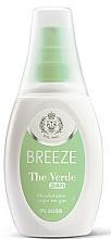 Parfüm, Parfüméria, kozmetikum Breeze Deo The Verde - Dezodor-spray testre