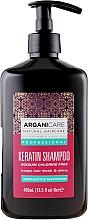 Parfüm, Parfüméria, kozmetikum Keratin sampon minden hajtípusra - Arganicare Keratin Shampoo