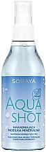 Parfüm, Parfüméria, kozmetikum Hidratáló spray arcra - Soraya Aquashot