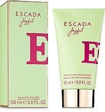Parfüm, Parfüméria, kozmetikum Escada Joyful - Testápoló