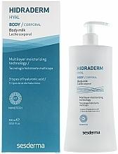 Parfüm, Parfüméria, kozmetikum Testápoló tej - SesDerma Laboratories Hidraderm Body Milk