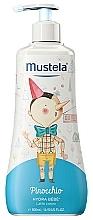 """Parfüm, Parfüméria, kozmetikum Testtej """"Pinocchio"""" - Mustela Hydra Baby Body Milk"""