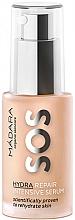 Parfüm, Parfüméria, kozmetikum Regeneráló szérum - Madara Cosmetics SOS HYDRA Repair intensive serum