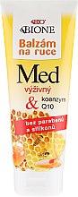 Parfüm, Parfüméria, kozmetikum Tápláló kézi balzsam - Bione Cosmetics Honey + Q10 Cream
