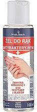 Parfüm, Parfüméria, kozmetikum Kézfertőtlenítő gél - Simple Beauty Antibacterial Hand Gel