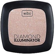 Parfüm, Parfüméria, kozmetikum Highlighter - Wibo Diamond Illuminator