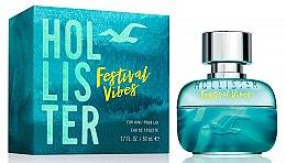 Parfüm, Parfüméria, kozmetikum Hollister Festival Vibes For Him - Eau De Toilette (teszter kupakkal)