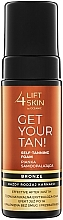 Parfüm, Parfüméria, kozmetikum Hab-önbarnító testre - Lift4Skin Get Your Tan! Self Tanning Bronze Foam