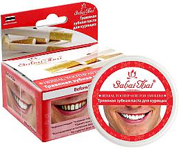 Parfüm, Parfüméria, kozmetikum Fogkrém dohányosoknak - Sabai Thai Herbal Toothpaste for Smokers