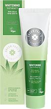 Parfüm, Parfüméria, kozmetikum Fehérítő fogkrém kender olajjal - Green Feel's Whitening Toothpaste