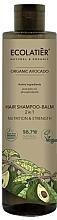 Parfüm, Parfüméria, kozmetikum Sampon-balzsam 2 az 1-ben - Ecolatier Organic Avocado Hair-Shampoo Balm