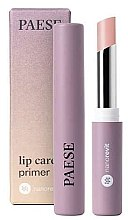 Parfüm, Parfüméria, kozmetikum Primer ajakra - Paese Nanorevit Lip Care Primer