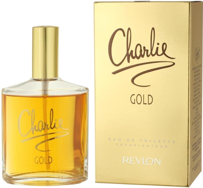 Revlon Charlie Gold - Eau De Toilette