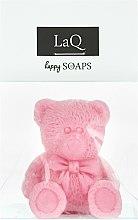 """Parfüm, Parfüméria, kozmetikum Kézzel készült természetes szappan """"Kis mackó"""" meggy illattal - LaQ Happy Soaps Natural Soap"""