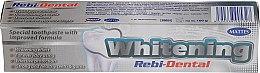 Parfüm, Parfüméria, kozmetikum Fehérítő fogkrém - Mattes Rebi-Dental Whitening Toothpaste