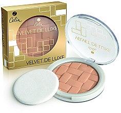 Parfüm, Parfüméria, kozmetikum Arcpúder - Celia Velvet de Luxe Powder