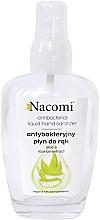 Parfüm, Parfüméria, kozmetikum Antibakteriális spray kézre üvegben - Nacomi Antibacterial Liquid Hand Sanitizer