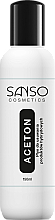 Parfüm, Parfüméria, kozmetikum Gél lakk eltávolító - Sanso Cosmetics Aceton