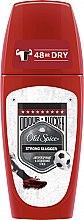 Parfüm, Parfüméria, kozmetikum Golyós izzadásgátló - Old Spice Odour Blocker Strong Slugger