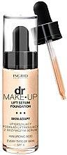 Parfüm, Parfüméria, kozmetikum Lifting alapozó - Ingrid Cosmetics Lift Serum Foundation SPF8