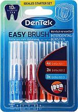 Parfüm, Parfüméria, kozmetikum Fogköztisztító kefe - DenTek Interdental MIX Easy Brush